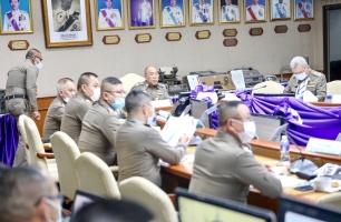 ประชุมคณะกรรมการบริหารและจัดหาระบบคอมพิวเตอร์ ตร. ครั้งที่ 3/2564